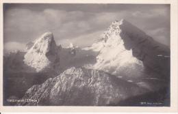 AK Watzmann - Deutsche Heimatbilder (12980) - Berchtesgaden