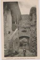 73,cpa,conflans,la Porte De La Savoie,la Porte Tarine,les Vieux Remparts,c´est Entrée Dans L´histoire,amour Du Passé , - Albertville