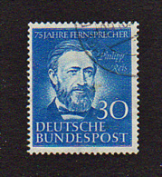S101508 Germany 1952 Stamps ( Sc# 693 )  CH
