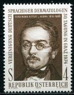 Österreich - Michel 1462 - ** Postfrisch - Tagung Der Dermatologen - Wert: 0,80 Mi€ - 1945-.... 2ª República