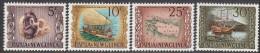 PAPUA NEW GUINEA, 1970 HERITAGE 4 MNH - Papouasie-Nouvelle-Guinée