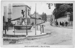 RILLY LA MONTAGNE RUE DE CHIGNY - Rilly-la-Montagne