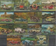 BHU 1991 AUTOS, BHUTAN, 1 X 15v 3D, MNH - Autos