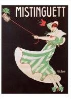 Mistinguett - Illustrateurs G. K. Benda - Spectacle Cabaret (ed Pro Artis Repro Affiche) - Advertising