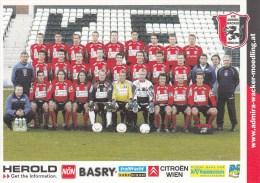 FUSSBALL-FOOTBALL-SOCCER- CALCIO, Austria, ADMIRA/WACKER - Mödling - Calcio