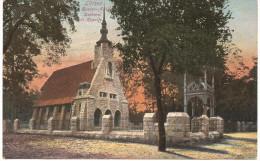 LUTZEN Denkmal Mit Kapelle 1912 - Lützen