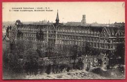 59 LILLE - Hotel Académique, Boulevard Vauban - Lille