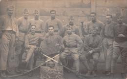 ¤¤  -   Carte-Photo Militaire  -  Soldats Du 5e Groupe 81.RAL , 13e Batterie  - Instrument De Musiques   -  ¤¤ - Matériel