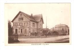 CPA 90 - Grandvillars ( Environs Thiancourt ) : La Mairie - Mairie - Maisons - Peu Commune - Grandvillars