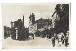 12084 - Trencin Hlinkovo Namestie - Slovaquie