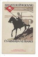 12085 - Kdojste Bozi Bojovnici C.S.Armada Ve Francil Ye Warriors Of God Czechoslovak Army In France - Tchéquie