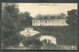 CPA - AUVERS SUR OISE - Le Château - Auvers Sur Oise