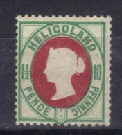 SS5868 - HELIGOLAND 1875, Il N. 13 Gomma Integra  MNH - Heligoland