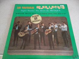 LES VERITABLES MARIACHIS..... ALBUM 2 DISQUES - Vinyl Records