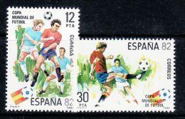 SPAIN 1981 WORLD CUP SPAIN  MNH - 1982 – Spain