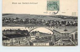 AVRICOURT - Gruss Aus Deutsch Avricourt, Carte Multivues. - France