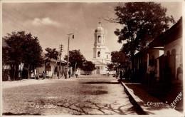 BASARABIA : VÂLCOV / VILKOVO / VYLKOVE : CENTRUL / THE DOWN TOWN -  REAL PHOTO ~ 1930 (r-929) - Ukraine
