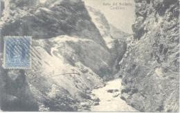 SALTO DEL SOLDADO CORDILLERA DE LOS ANDES CPA RARISIME EDITEUR C. KIRSINGER VALPARISO CHILI - Chili
