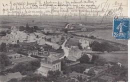 Saint Etienne De Montluc 44 - Panorama Ville - Compagnie Assurance La Séquanaise Correspondance Intéressante - Saint Etienne De Montluc
