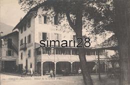 SAMOENS - N° 724 - HOTEL DE LA CROIX D'OR - Samoëns