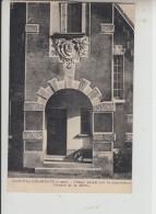 AISNE - SANCY LES CHEMINOTS - Village Adopté Par La Corporation - Fronton De La Mairie - Chateau Thierry