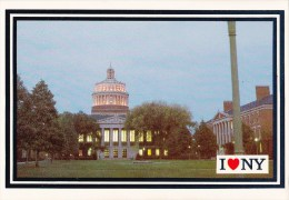 CPM I Love New York, Campus, University Of Rochester - Rochester