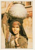 INDIA:  GULMARG: DONNA  NOMADE DELL'ALTO KASHMIR     (NUOVA CON DESCRIZIONE DEL SITO SUL RETRO) - India