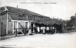 LAFERTE-sur-AMANCE : (52) Restaurant CLERGET -Z- - Francia