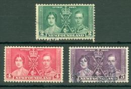 Newfoundland: 1937   Coronation  Used - 1908-1947