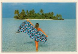 MALDIVE:   RANALHI       2 SCAN      (NUOVA CON DESCRIZIONE DEL SITO) - Maldives