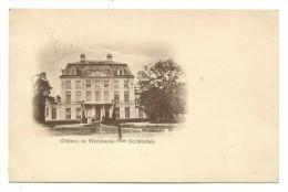 CPA - Château De WIELSBEEKE - WIELSBEKE - Kasteel  // - Wielsbeke