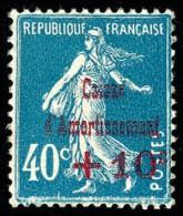 FRANCE 1927 - Yv. 246 **   Cote= 10,00 EUR - Caisse D'Amortissement. Semeuse ..Réf.FRA26693 - Francia