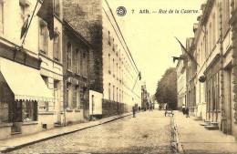 ATH - Rue de la Caserne - Edit. G. Hermans, Anvers - assez rare - 1922 - TOP