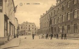 ATH - L'Ath�n�e - Belle sc�ne de rue - animation - Edit. G. Hermans, Anvers - 1922 - TOP