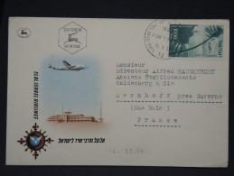 ISRAEL - ENVELOPPE DE 1953  A VOIR A ETUDIER  LOT P2857 - FDC