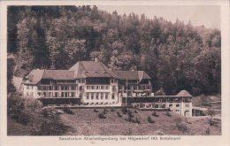 Hägendorf So, Sanatorium Allerheiligenberg (5433) - SO Soleure