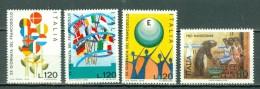 Italia  1979 - Yv  1364/1366**, 1374**,     MNH  Cat. € 1,20 - 6. 1946-.. República
