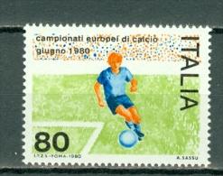 Italia  1980 - Yv  1425**, Mi 1693**,  MNH  Cat. € 3,00 - 6. 1946-.. República