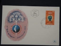 ISRAEL -  ENVELOPPE DE 1953 A VOIR A ETUDIER  LOT P2867 - FDC