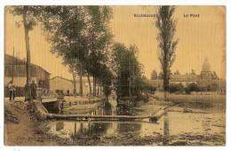 CPA 55 Toilée Colorisée VAUBECOURT Le Pont - Ohne Zuordnung