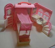 Chambre Et Salle De Bain Barbie - Barbie