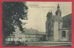 Averbode - Kerk En Prelaatskwartier ( Verso Zien ) - Scherpenheuvel-Zichem