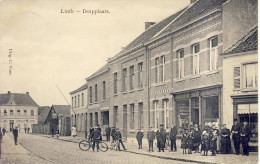 Linth Lint  Dorpplaats