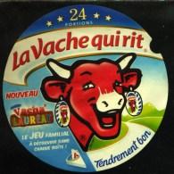 De 2013 - Etiquette LA VACHE QUI RIT - N° L76016671 - - Käse