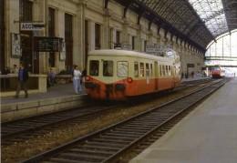 AL 322 - Autorail Picasso X 3800 En Gare - BORDEAUX SAINT-JEAN - Gironde 33 - SNCF - Bordeaux