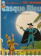 MARTIAL Une Aventure De Tony Laflamme Casque Bleu EDITIONS Dargaud De 1975 - Non Classés