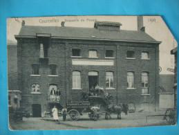 Courcelles - Brasserie du Peuple - 1909 - Brouwerij
