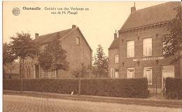 OOSTMALLE  Gesticht Van Den Verlosser En Van De H.Maagd Re607 - Malle
