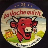 De 2010 - Etiquette LA VACHE QUI RIT - N° L76002873 - - Formaggio