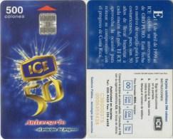 Telefonkarte Costa Rica - Werbung